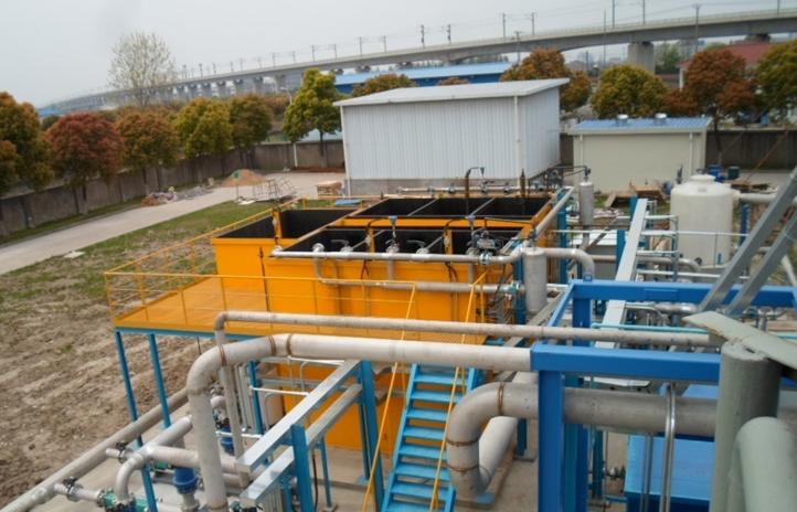 国内某淀粉工业废水