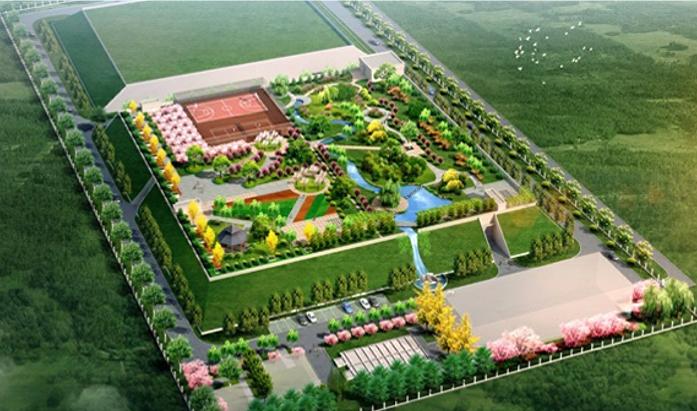 北京某地下再生水厂